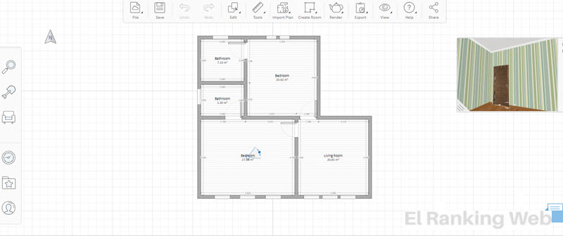 Aplicaciones para crear y dise ar planos de casas el for Como disenar una casa gratis