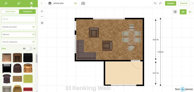 aplicaciones para crear y dise ar planos de casas el